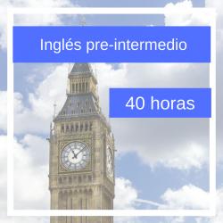 Curso online inglés...