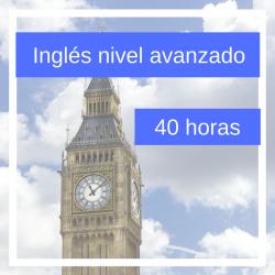 Curso online inglés avanzado
