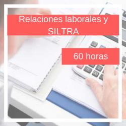 Curso online de relaciones laborales y SILTRA
